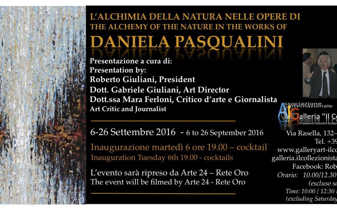 Mostra Personale di Daniela Pasqualini