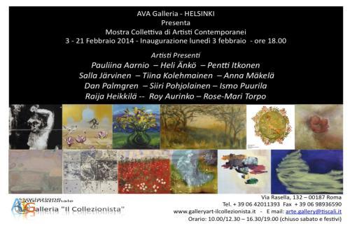 Mostra Collettiva di Artisti Contemporanei