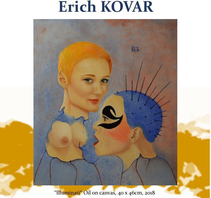 Mostra Personale di Erich Kovar